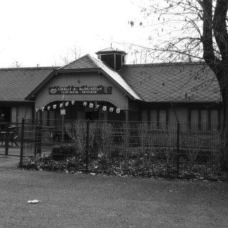 Das Kurgarten Chalet, historischer Treffpunkt des Vereins HBC La Famille