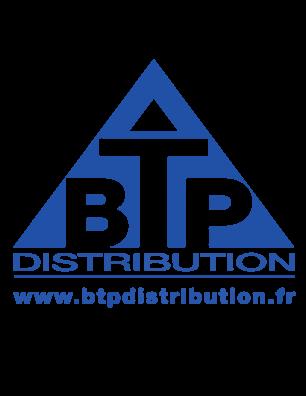 BTP Distribution Logo, Partner Strasbourg Sud Handballs