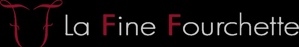 Logo de La Fine Fourchette, partenaire du SSHB