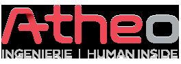 Logo d'Athéo, partenaire du SSHB