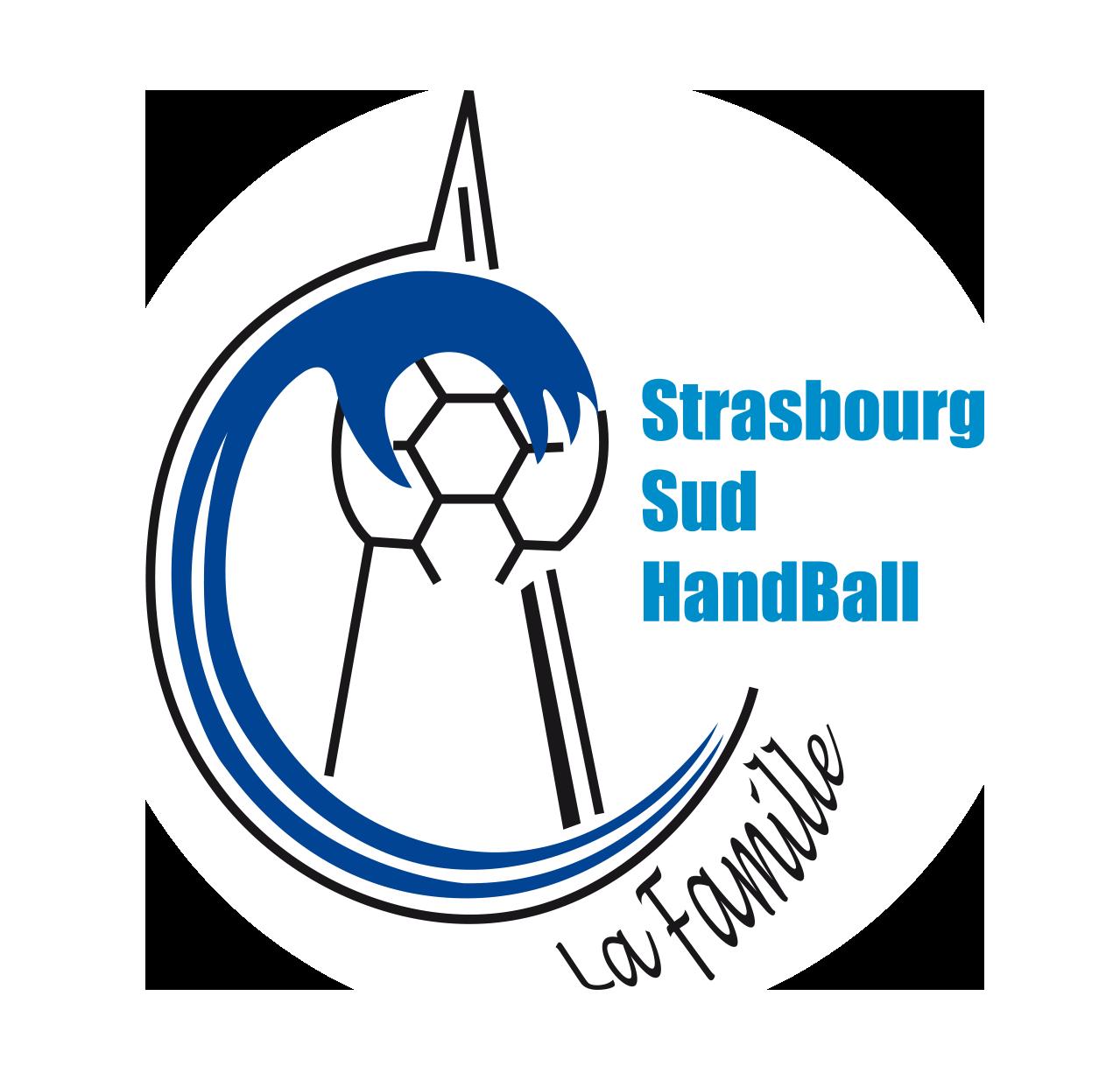 logo SSHB - Strasbourg Sud Handball