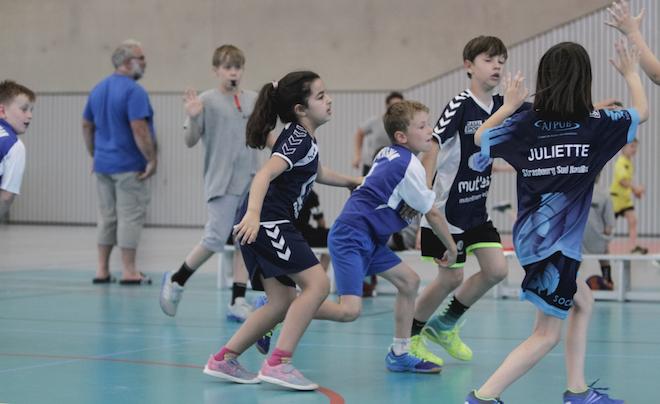 école de handball SSHB