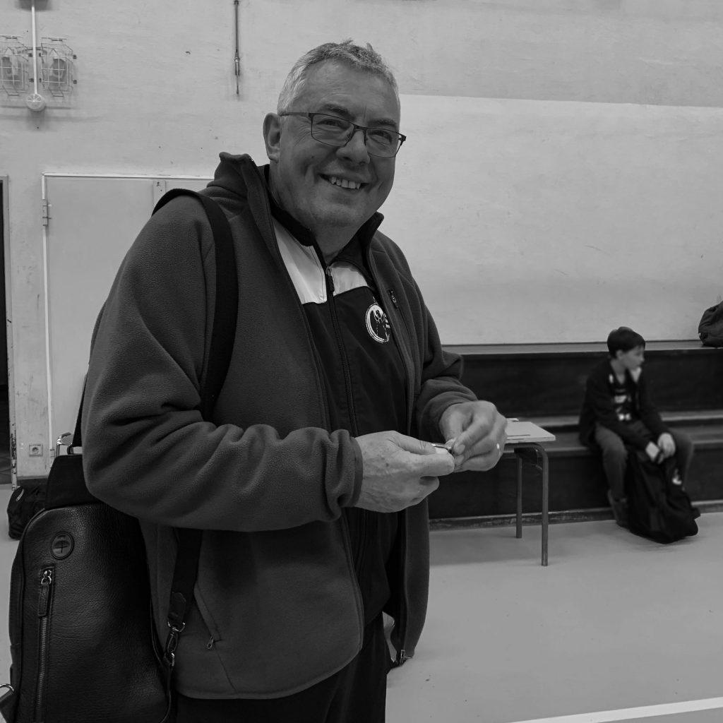 Daniel Wolf, SSHB-Trainer