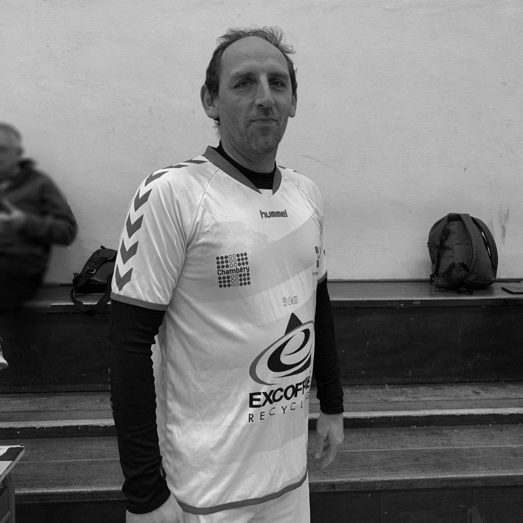 Thierry Damant, SSHB-Trainer