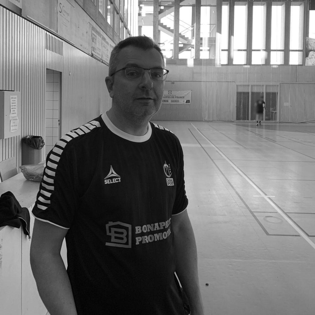 Christophe Schneider, SSHB-Trainer