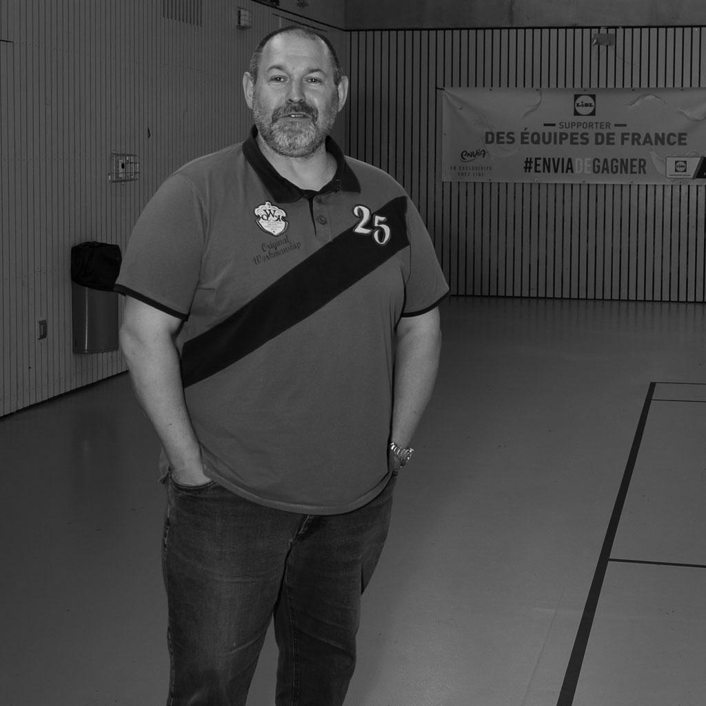 Serge Heckmann, SSHB-Trainer