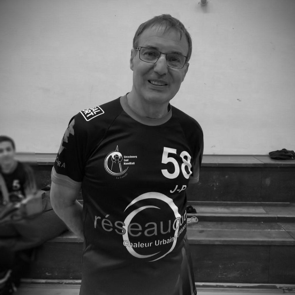 Jean-Pierre Geoffroy, SSHB-Trainer