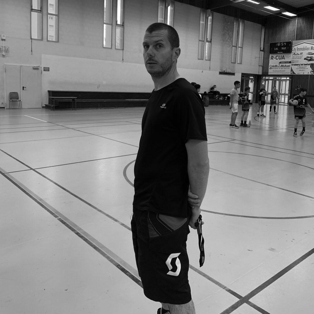Erwan Grandgirard, SSHB-Trainer