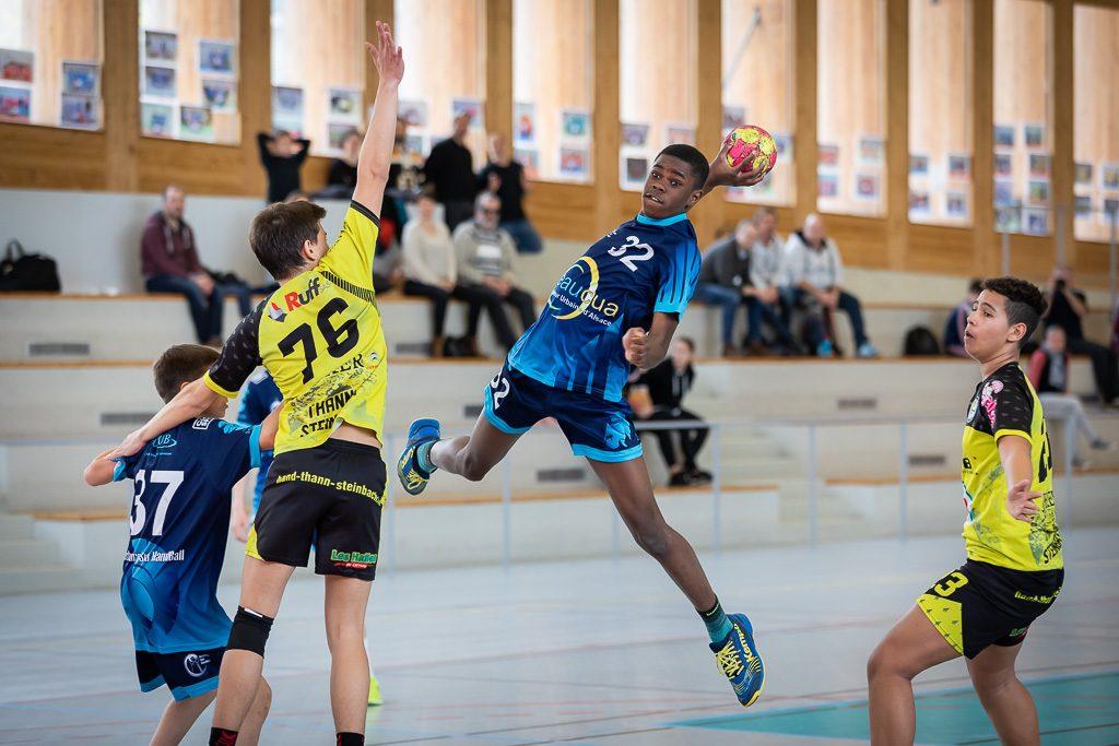 jeunes joueurs du sshb (projet sportif)