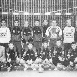 HBC La Famille Mannschaft - 1990s