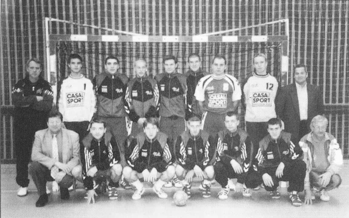 handball club strasbourg années 1990