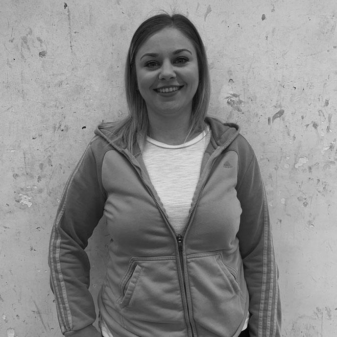 Morgane Runtz, entraîneuse au SSHB