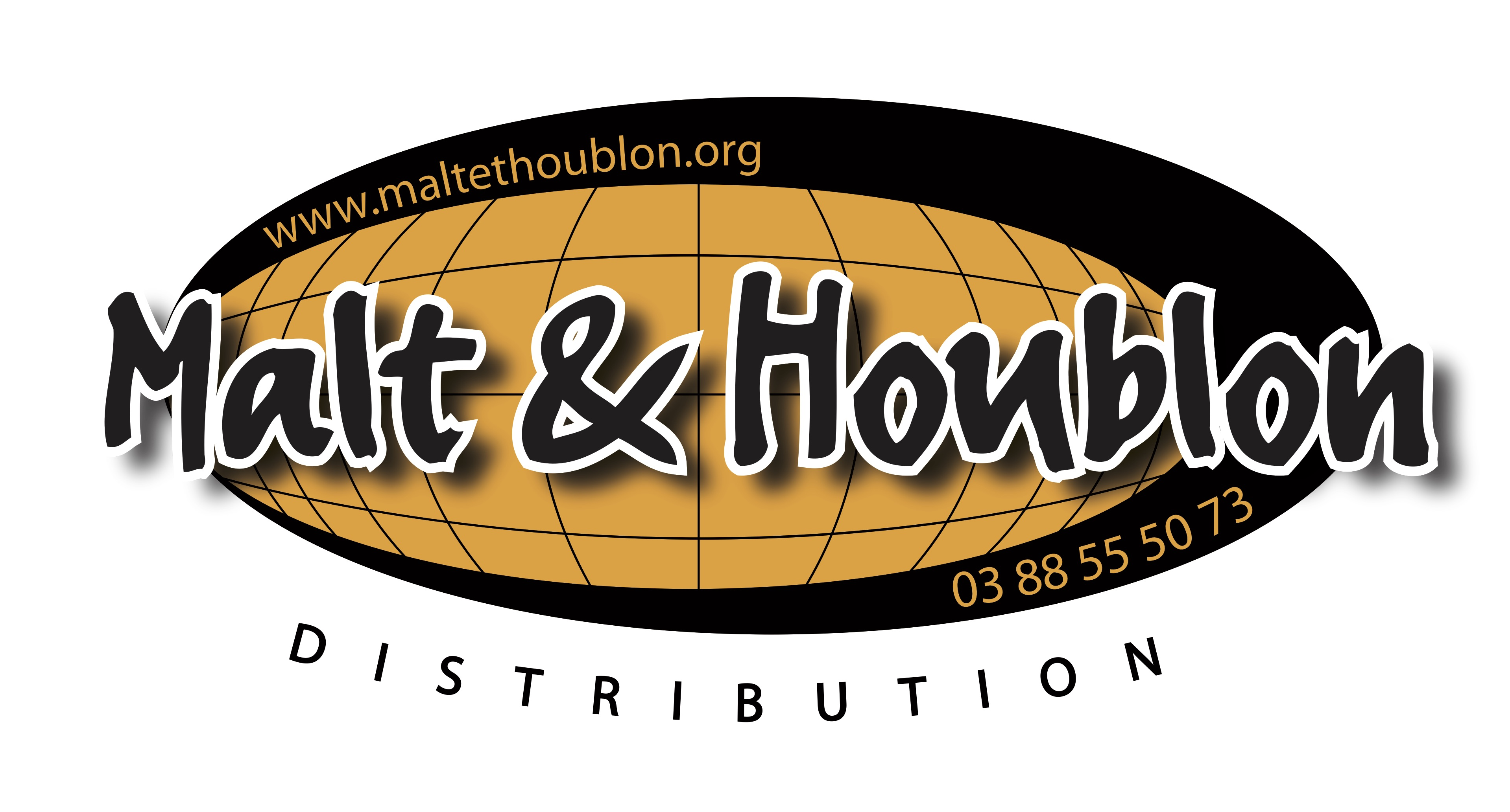 Malt & Houblon Logo, Partner Strasbourg Sud Handballs