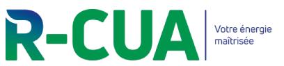 logo du RCUA, partenaire du SSHB (Strasbourg Sud Handball)